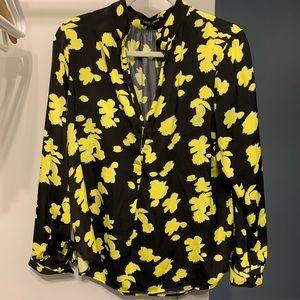 David Lerner blouse